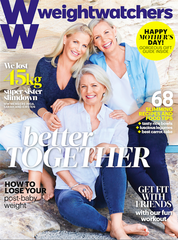 WEIGHT WATCHERS COVER 2B