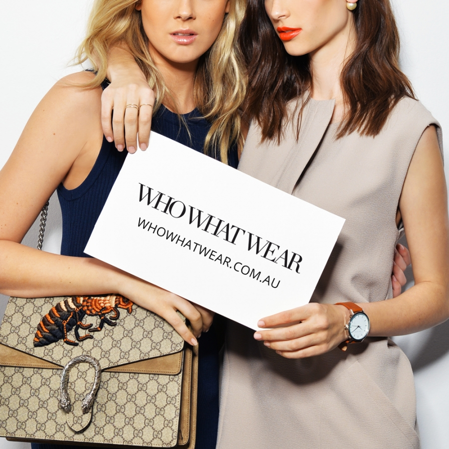 WHO WHAT WEAR FASHION ADVERTISING CAMPAIGN 1